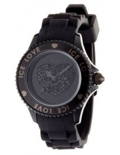 Ceas de dama Ice Watch Black LO.BK.S.S.10
