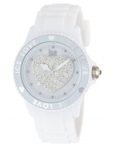 Ceas de dama Ice-Watch White LO.WE.U.S.10