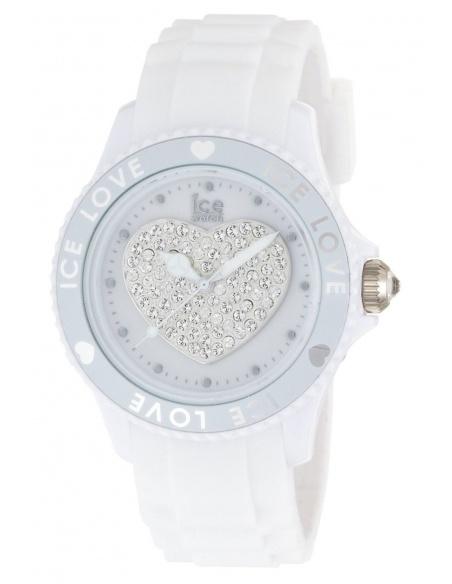 Ceas de dama Ice-Watch White LO.WE.U.S.10