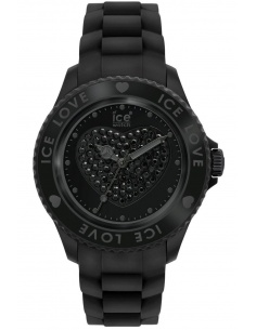 Ceas de dama Ice-Watch Black LO.BK.U.S.10