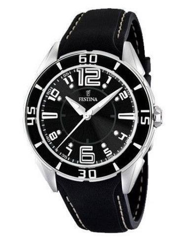 Ceas de dama Festina Black F16492/6