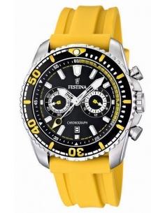 Ceas barbatesc Festina Yellow F16574/1