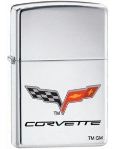 Bricheta Zippo Chevy Corvette 24553
