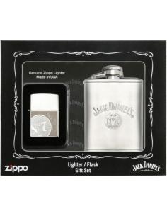 Bricheta Zippo Jack Daniel's Old No. 7 24652 - Set cadou