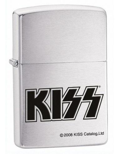 Bricheta Zippo KISS Logo 24565