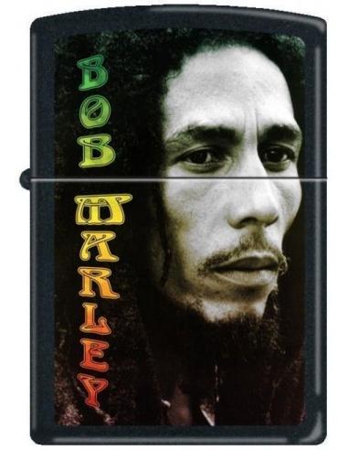 Bricheta Zippo Bob Marley 3914