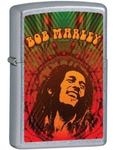 Bricheta Zippo Bob Marley 24991