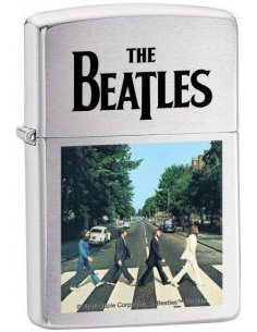 Bricheta Zippo The Beatles Abbey Road 28255