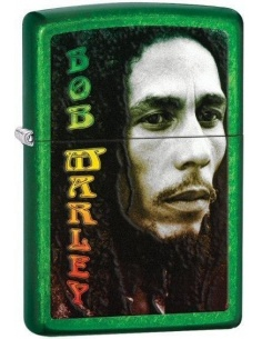 Bricheta Zippo Bob Marley 28256