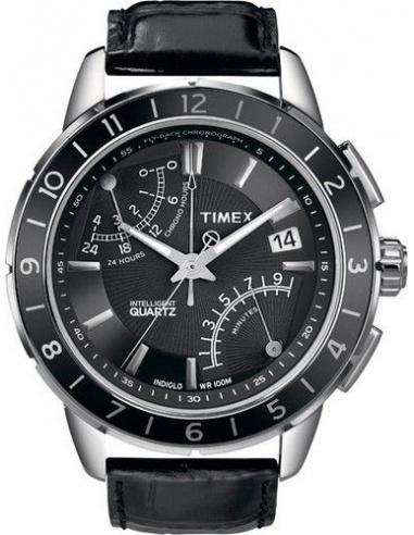Ceas barbatesc Timex Fly-Back Chronograph T2N495