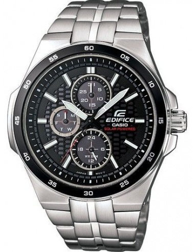 Ceas barbatesc Casio Edifice Tough Solar EF-340SB-1A