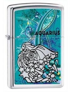Bricheta Zippo Aquarius - Zodiac 24929