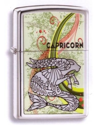 Bricheta Zippo Capricorn - Zodiac 24940