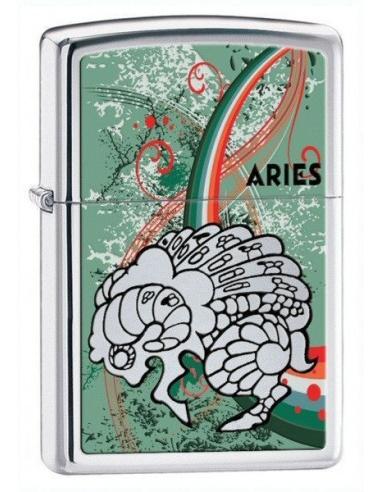 Bricheta Zippo Aries - Zodiac 24931