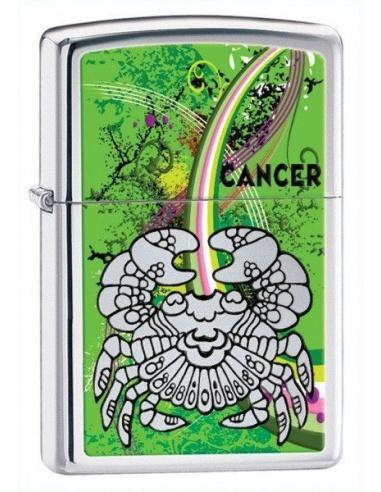 Bricheta Zippo Cancer - Zodiac 24934