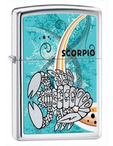 Bricheta Zippo Scorpio - Zodiac 24938