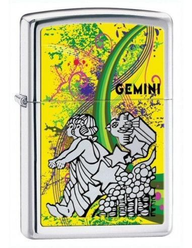 Bricheta Zippo Gemini - Zodiac 24933