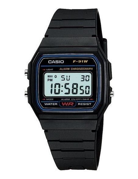 Ceas barbatesc Casio F91W-1