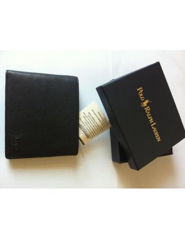 Ceas original barbatesc Portofel Ralph Lauren Polo (negru)