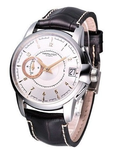 Ceas barbatesc Hamilton Timeless Railroad Automatic H40615555