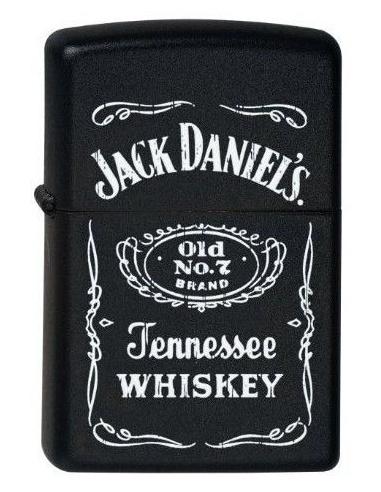 Bricheta Zippo Jack Daniels Old No. 7 3742