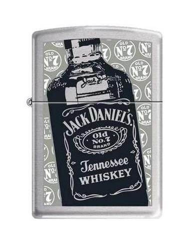 Bricheta Zippo Jack Daniels Old No. 7 2218