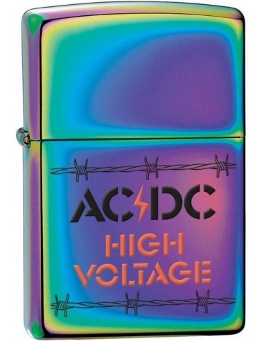 Bricheta Zippo AC/DC - High Voltage 28021