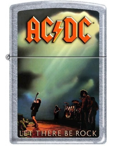 Bricheta Zippo AC/DC - Let There Be Rock 3645
