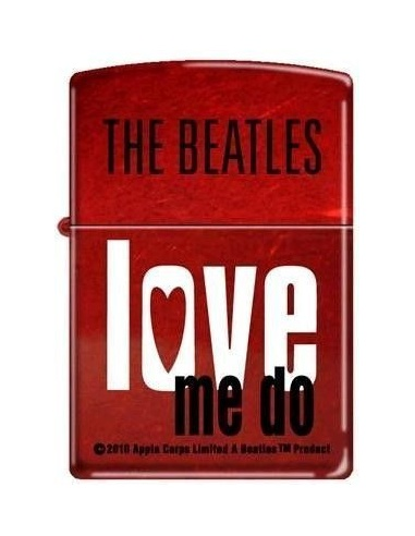 Bricheta Zippo The Beatles - Love Me Do 3791