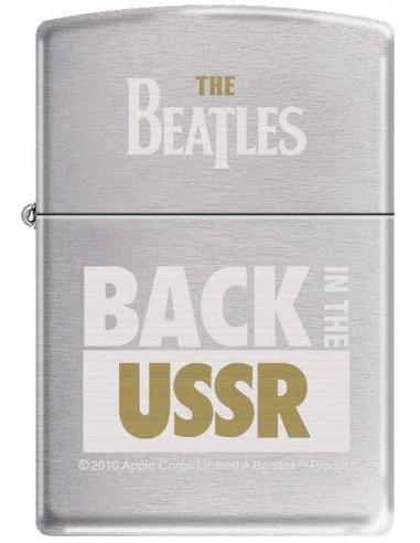 Bricheta Zippo The Beatles - Back in the USSR 9021