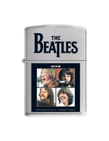 Bricheta Zippo The Beatles - Let It Be 28254