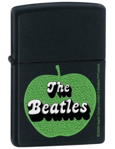 Bricheta Zippo The Beatles - Green Apple 24831