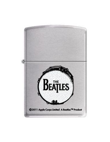Bricheta Zippo The Beatles - Drum 6817