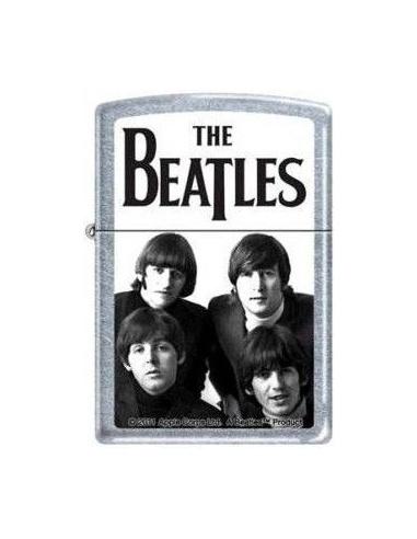 Bricheta Zippo The Beatles - Fab Four 8252