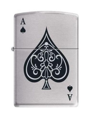 Bricheta Zippo 8897 Ace of Spades
