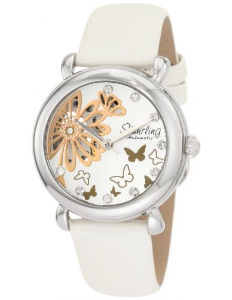 Ceas de dama Stuhrling 108E.Flower Aphrodite Automatic