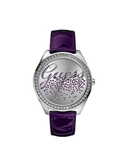 Ceas de dama Guess Purple Patent U85129L4