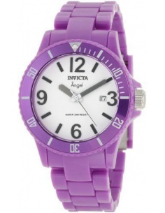Ceas de dama Invicta Angel Purple Messenger 1216