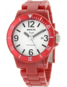 Ceas de dama Invicta Angel Red Messenger 1215