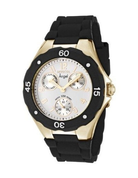 Ceas de dama Invicta Angel Black 0717
