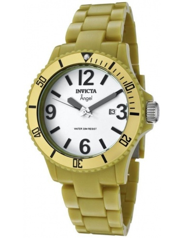 Ceas de dama Invicta Angel Green Messenger 1214