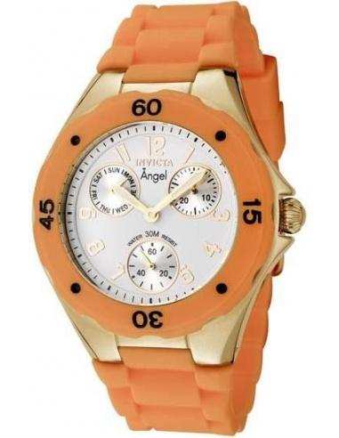 Ceas de dama Invicta Angel Orange 0708