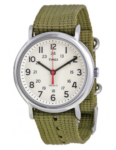Ceas unisex Timex Weekender T2N651