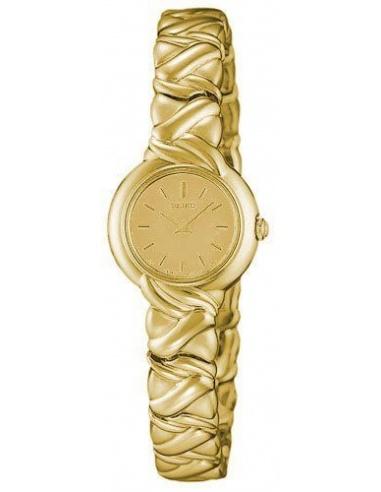 Ceas de dama Seiko Gold-Tone SXJZ34