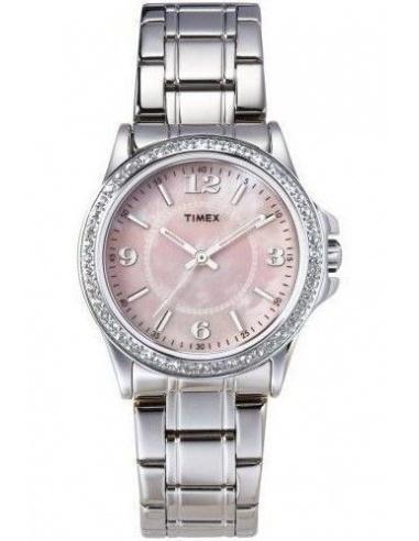 Ceas de dama Timex Silvertone Crystal T2M834