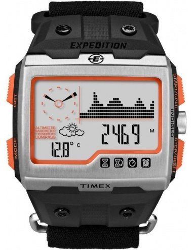 Ceas barbatesc Timex WS4 Expedition T49665