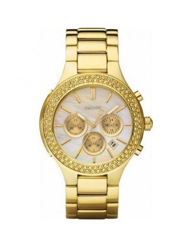 Ceas de dama DKNY Gold-plated NY8178