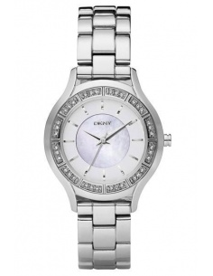 Ceas de dama DKNY Mother of Pearl NY8134
