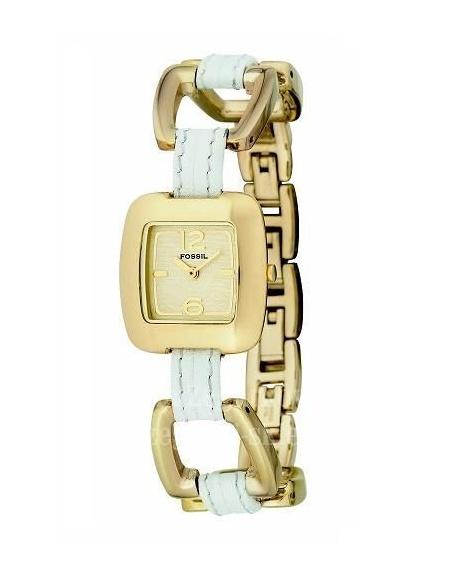 Ceas de dama Fossil Champagne Dial ES1980
