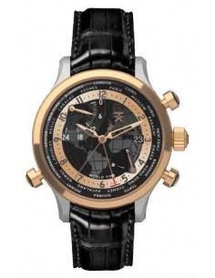 Ceas barbatesc Timex TX World Time Series T3C472